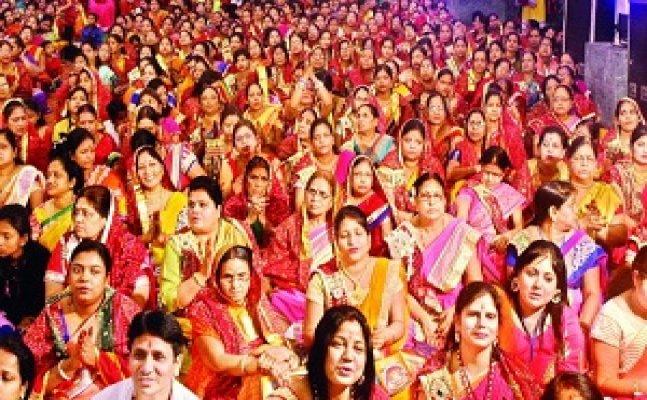 Jeen Mata Mahotsav: Mangal Path, bhajans mesmerize devotees