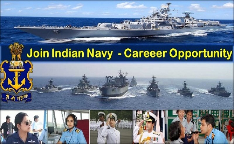 Indian Navy is recruiting: know all necessary details here
