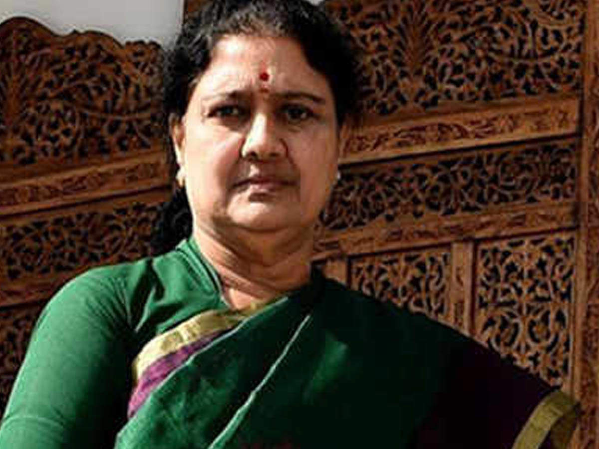 Sasikala writes to Jail authorities to not disclose details of her release