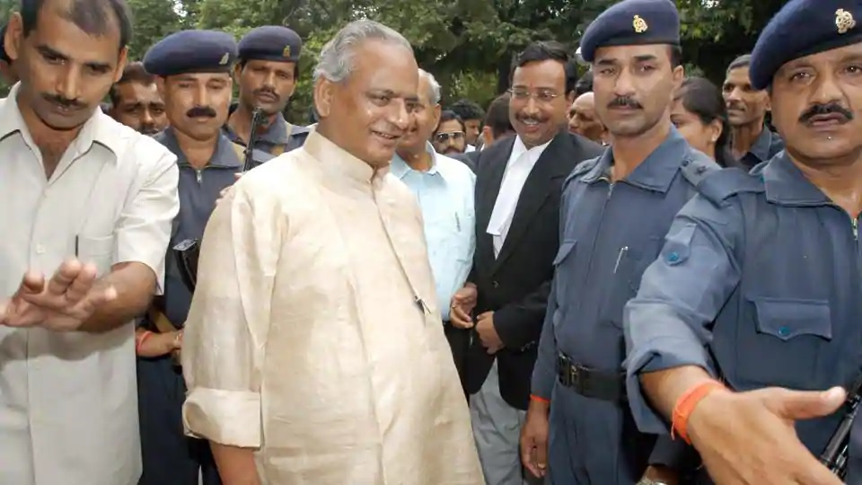 Kalyan Singh airlifted to private Ghaziabad hospital, stable