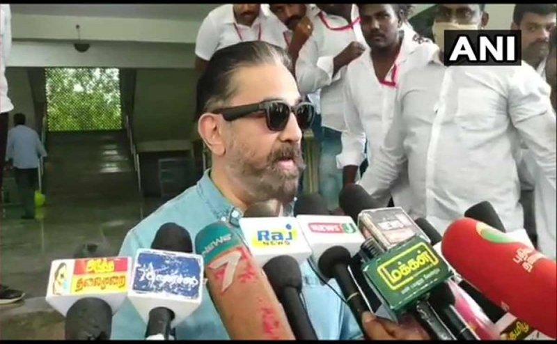 Kamal Hassan's MNM faces another blow, General secretary M. Muruganandan resigns