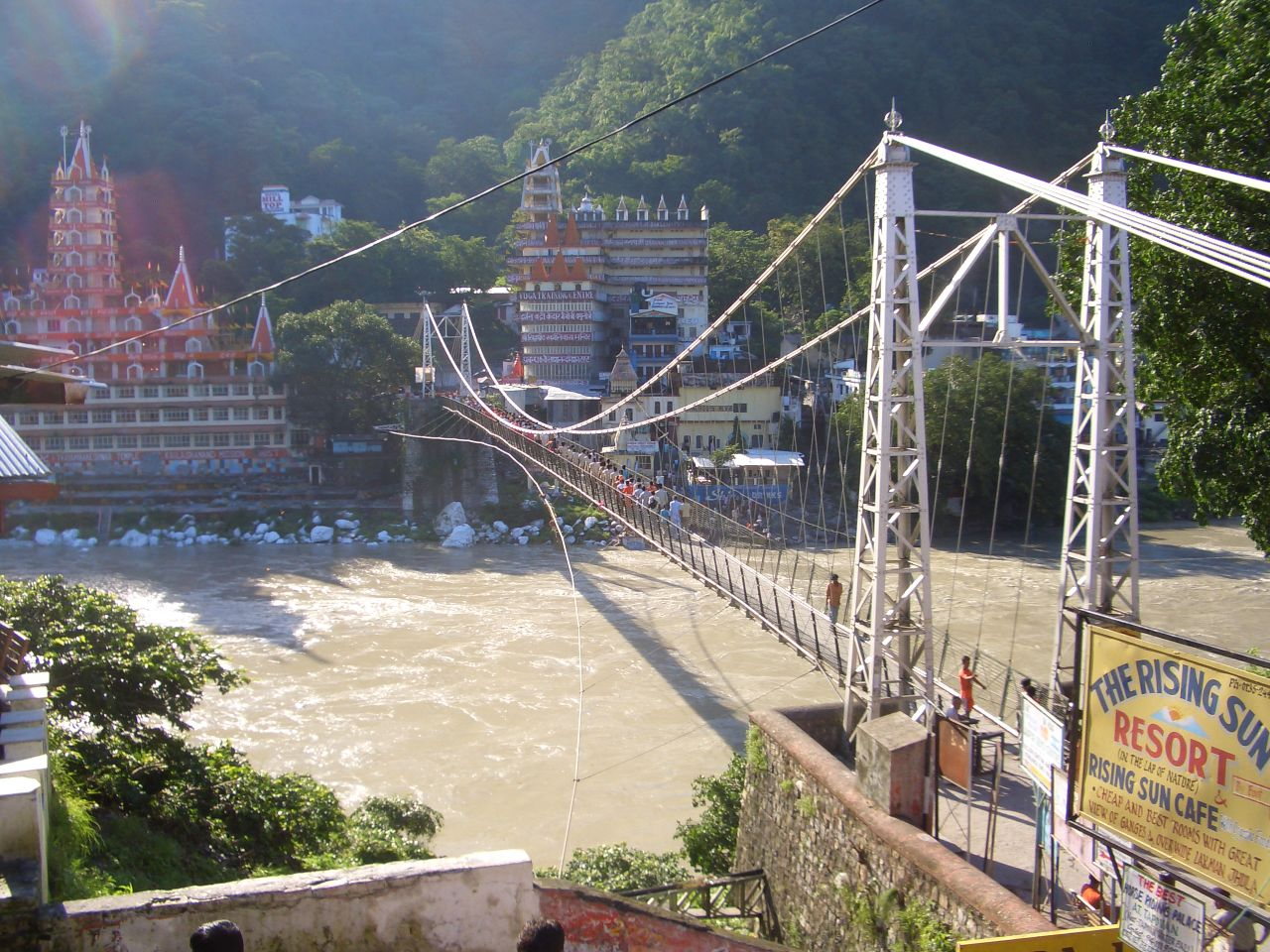 American woman arrested for shooting obscene video at Lakshman Jhula; she denies charges
