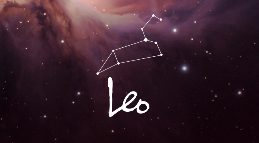 Leo- The Lion (July 21-August 20)