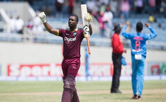 Ind vs WI : Lewis powers Windies to a comprehensive win in one-off T20