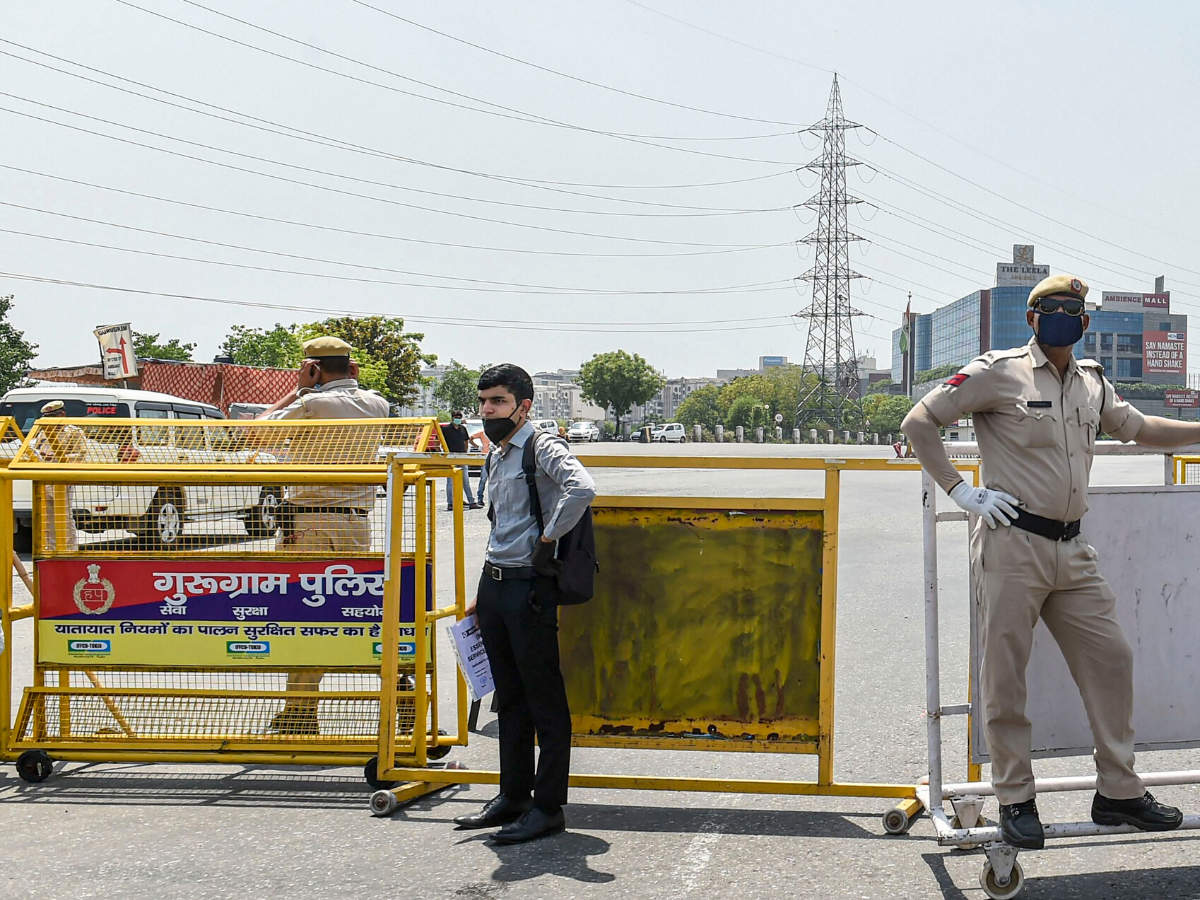 All Offices, Shops Except Essential Shut In Haryana On Saturday, Sundays