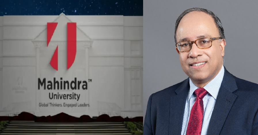Mahindra University appoints Dr. S. Ramakrishna(Rama) Velamuri as Dean of its School of Management