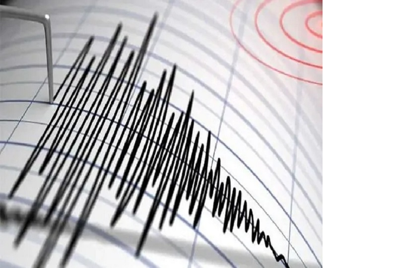A low-intensity earthquake measuring 3.2 on the Richter scale jolted Manipur on Sunday night