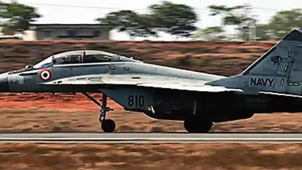 Pilot missing for 2 days after MiG-29K crash, navy intensifies search ops