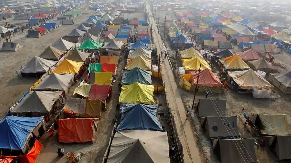 Magh Mela: Covid-negative certificate must for devotees