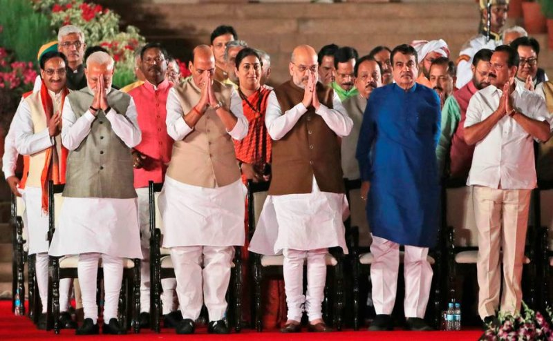 Amit Shah to be Home Minister, check full list of ministers and their portfolio