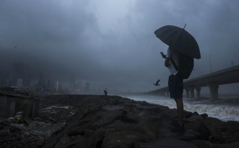 Monsoon Hits Kerala, After Two Days Delay