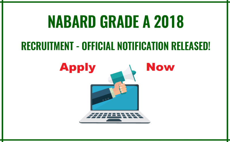 NABARD Recruitment 2018: Offers Minimum 70,000 Salary as `Jr Specialist Officer`