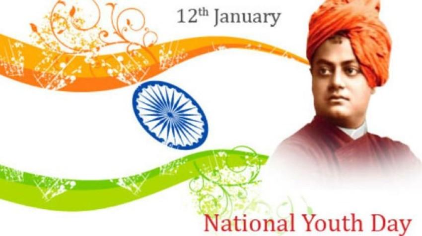 National Youth Day: SSNNL Director Rajiv Gupta pay tribute to Swami Vivekananda