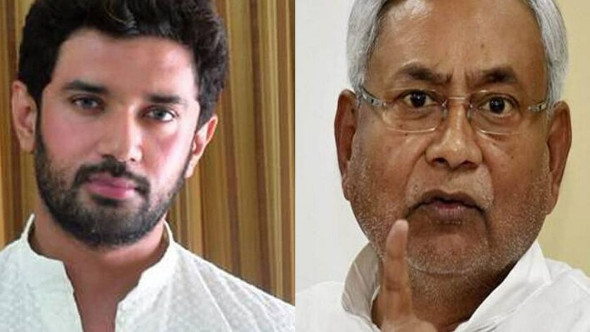 Bihar Assembly Election: Chirag Paswan and CM Nitish's tension at peak