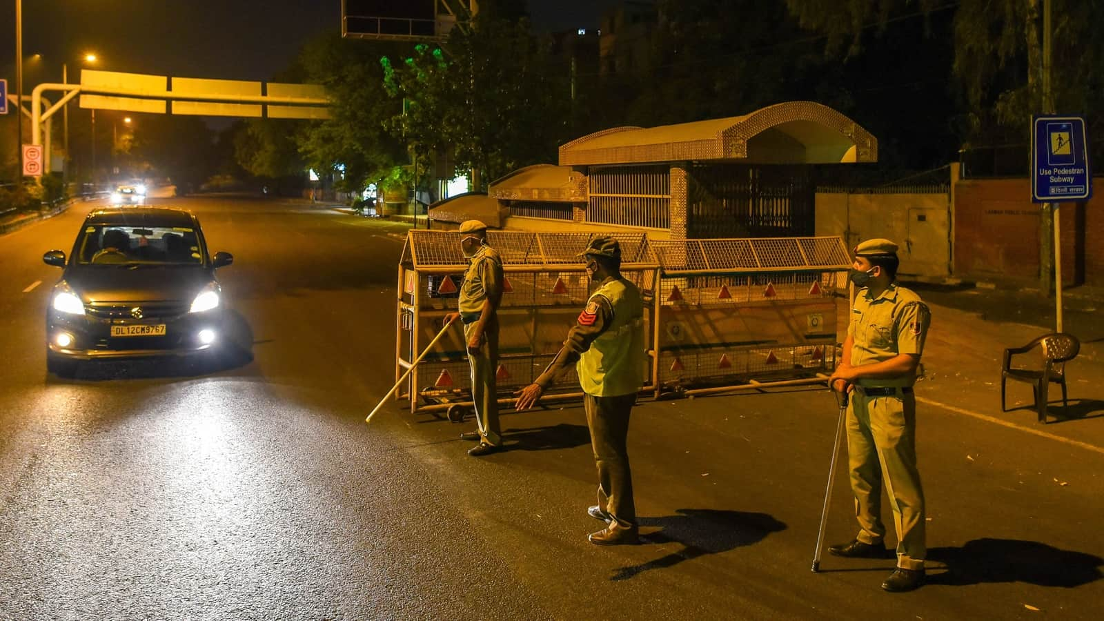 Ghaziabad imposes night curfew from tonight; know the rules