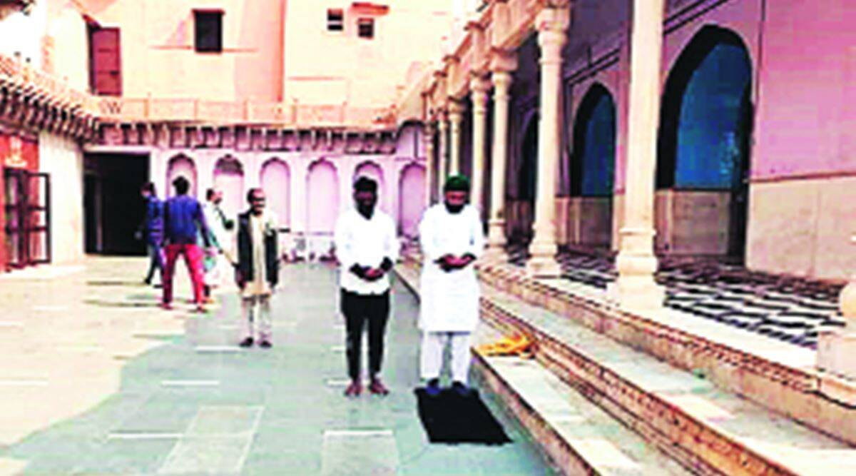 UP: Four booked as two offer namaz in temple for 'spreading harmony'