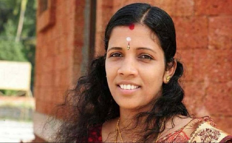 Last letter of Kerala nurse Lini who died attending Nipah virus