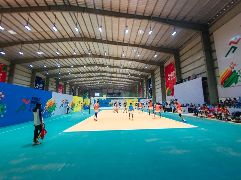 Odisha Does It Again For Record Time, Hosting National Volleyball Championship In Bhubaneswar