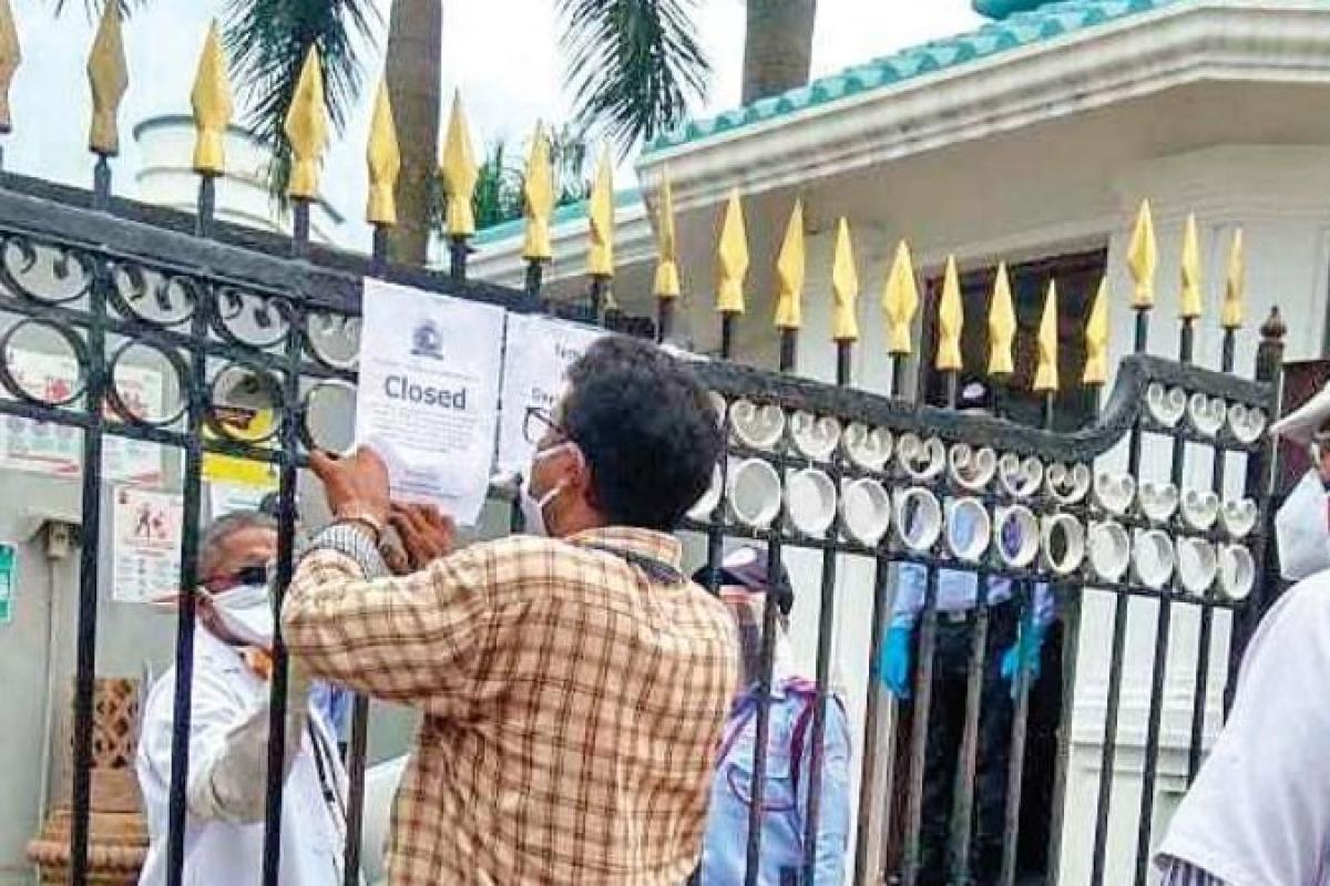 Bhubaneswar: BMC seizes several educational institutes amid blatant violations of Covid-19 norms