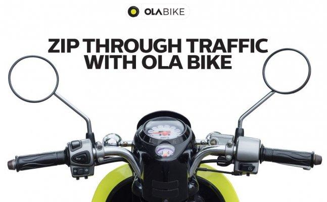 Ola Bike begins ride in Faridabad