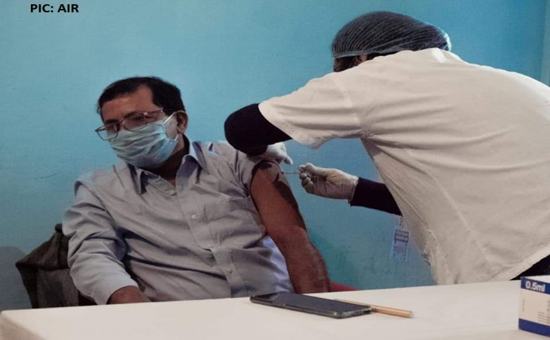 High vaccination, low cases: This village shows how to control Covid
