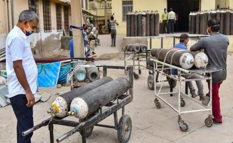 Hospital sends oxygen SOS, 18 cylinders sent, says Gzb admin