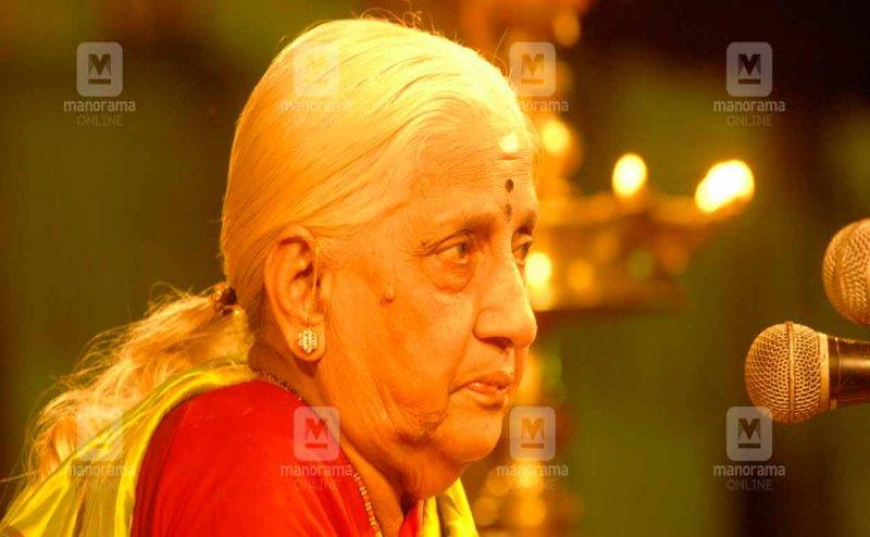 Legend, Padmashree Awadee Carnatic vocalist Parassala B Ponnammal Passed Away at 96