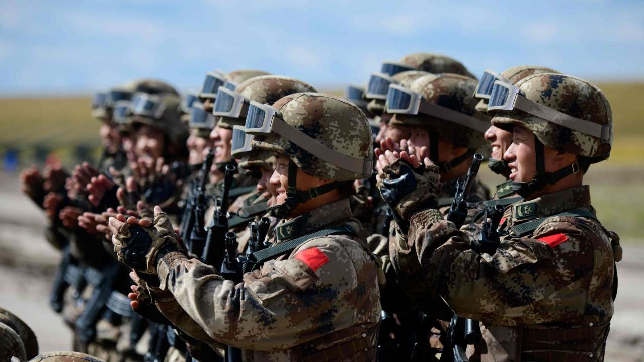 PLA still at LAC, India plans new ways to counter China's wolf-warrior diplomacy