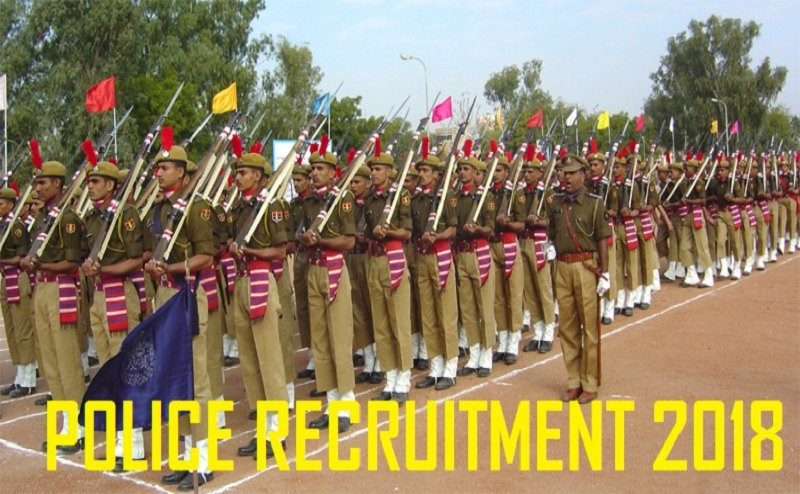 Police Recruitment 2018: 2,000+ jobs out, know all details here
