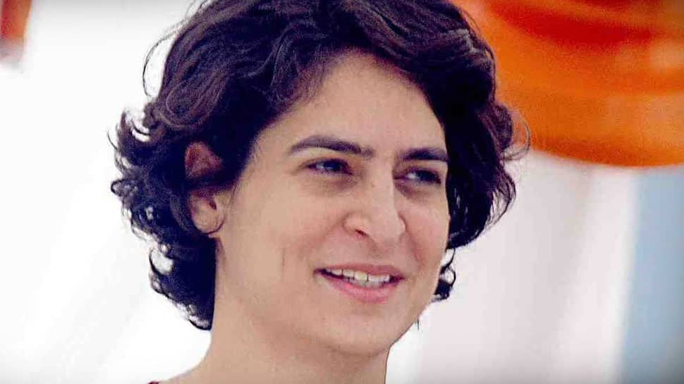 Priyanka Gandhi Vadra's Mathura kisan mahapanchayat postponed to Feb 23