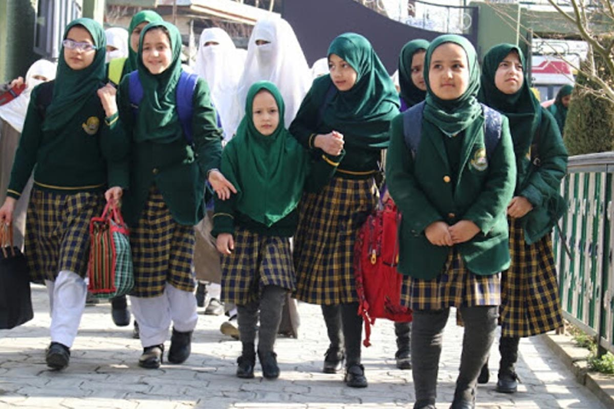 Timings of schools in Jammu division changed, now will open from 9 am to 3 pm