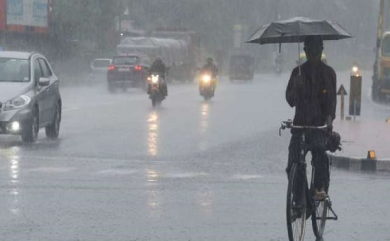 Moderate rainfall likely in north Andhra Pradesh today