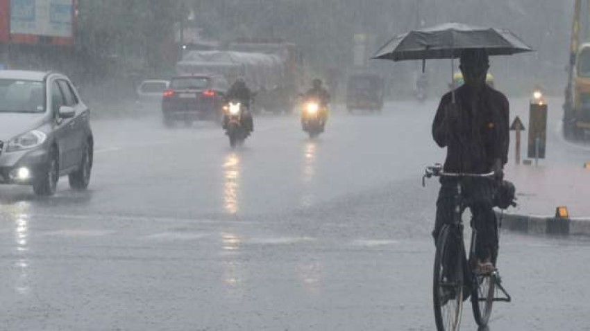 Enjoy Summer: Thunderstorm, Rain expected in 17 MP districts, IMD