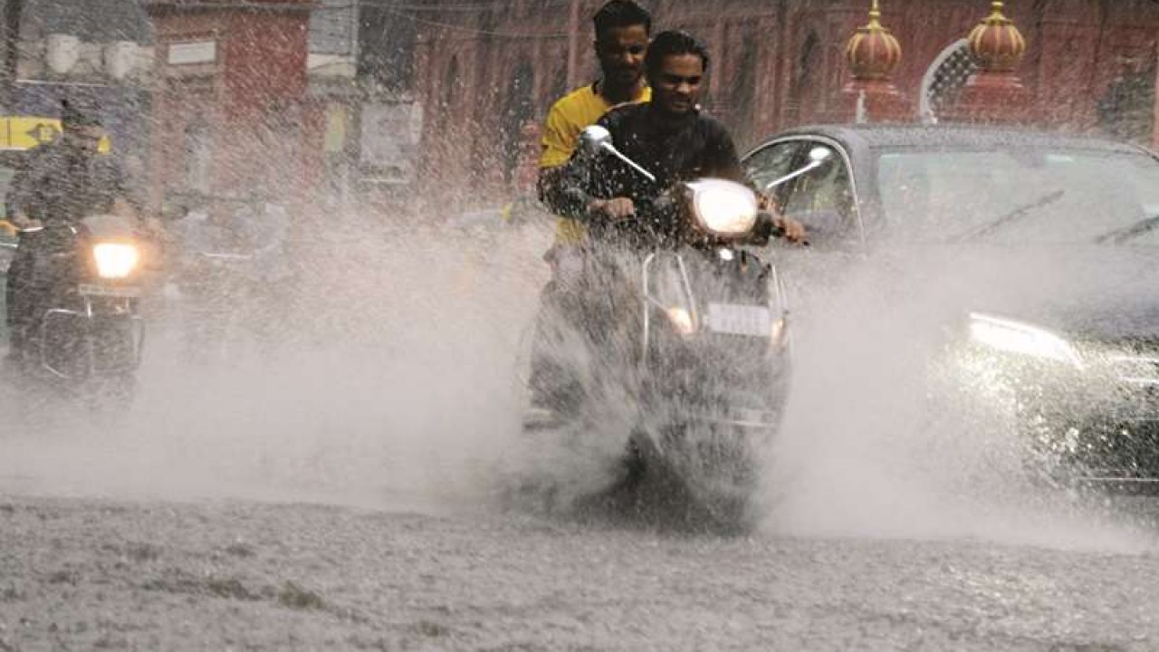 The monsoon returned 47.4 inches rainy; active until October last year