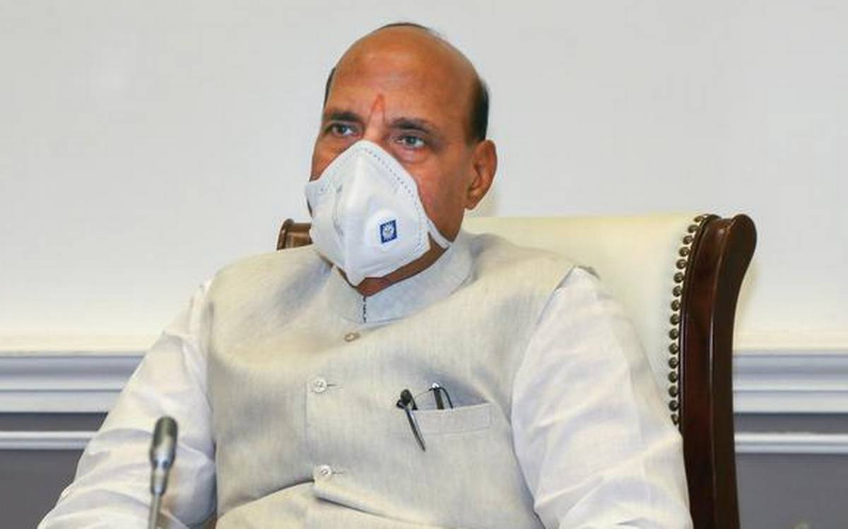Rajnath Singh, US Counterpart Discuss India-China Tension On Phone: Sources