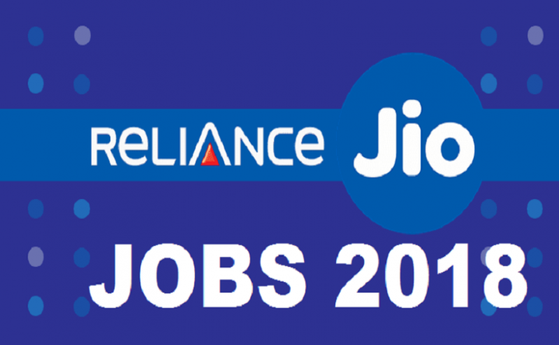 Reliance Jio is HIRING 12th pass aspirants, no experience required