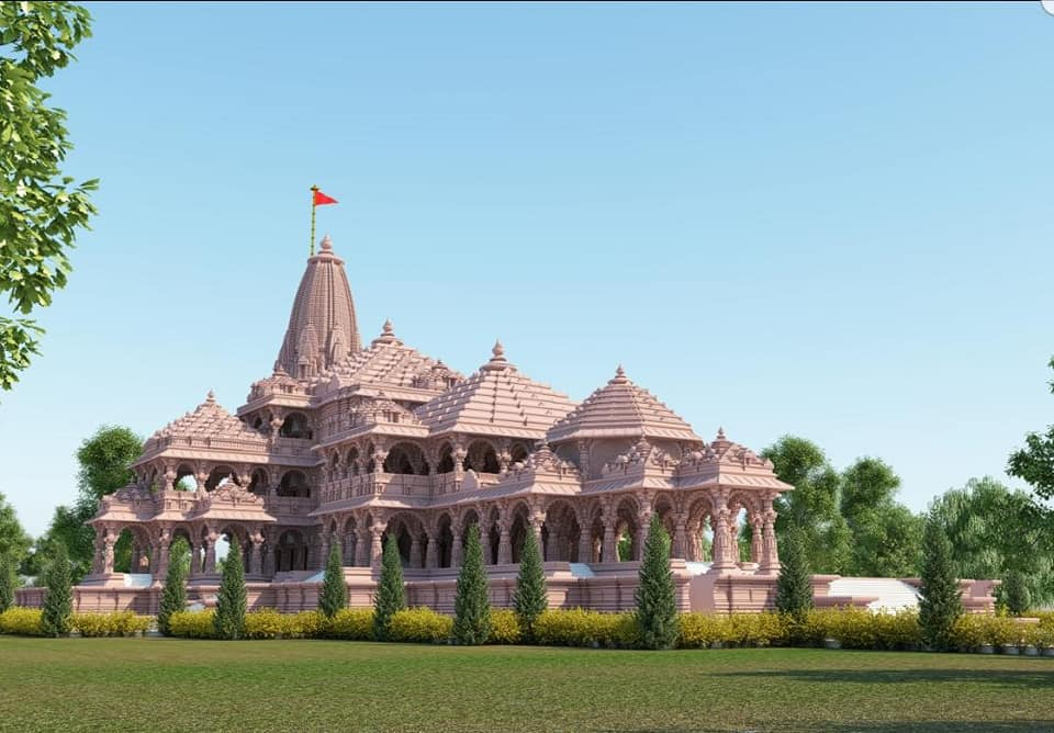 Exclusive: This is how Ram Mandir will look like after completion(Photo Story)