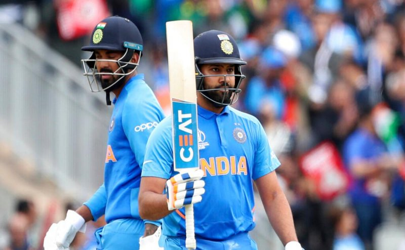Ind vs Pak: Rohit Sharma & K L Rahul breaks record of Tendulkar & Sidhu