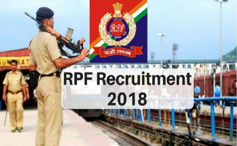 RPF/RPSF Recruitment 2018: 9500 vacancies out, Apply ASAP