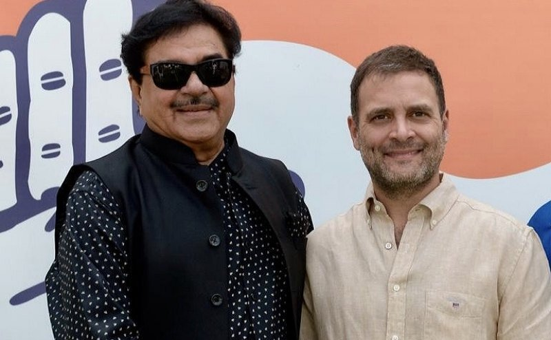 Shatrughan Sinha meets Rahul Gandhi, will join Congress on April 6
