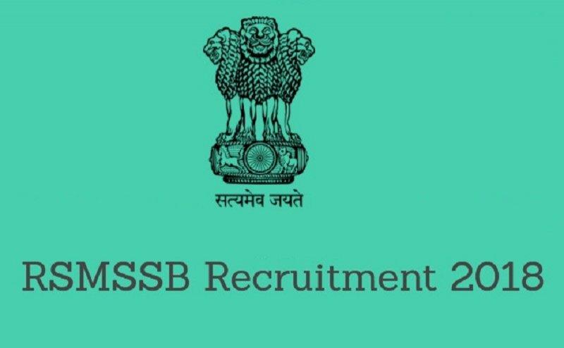 RSM SSB Recruitment 2018: 4,500 vacancies, Apply ASAP