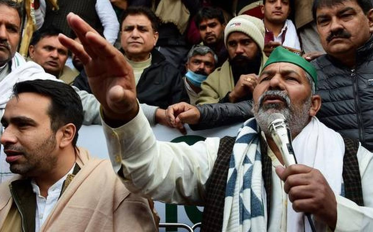 Tomar appeals to farmers to call off protest as Covid cases surge, says govt ready for talks