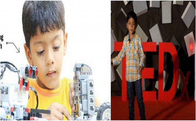 India`s youngest robot maker is here; His age will blow your mind