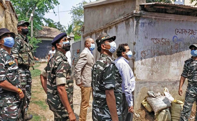 BJP insecure in Bengal? 77 MLAs to get Central Security Cover