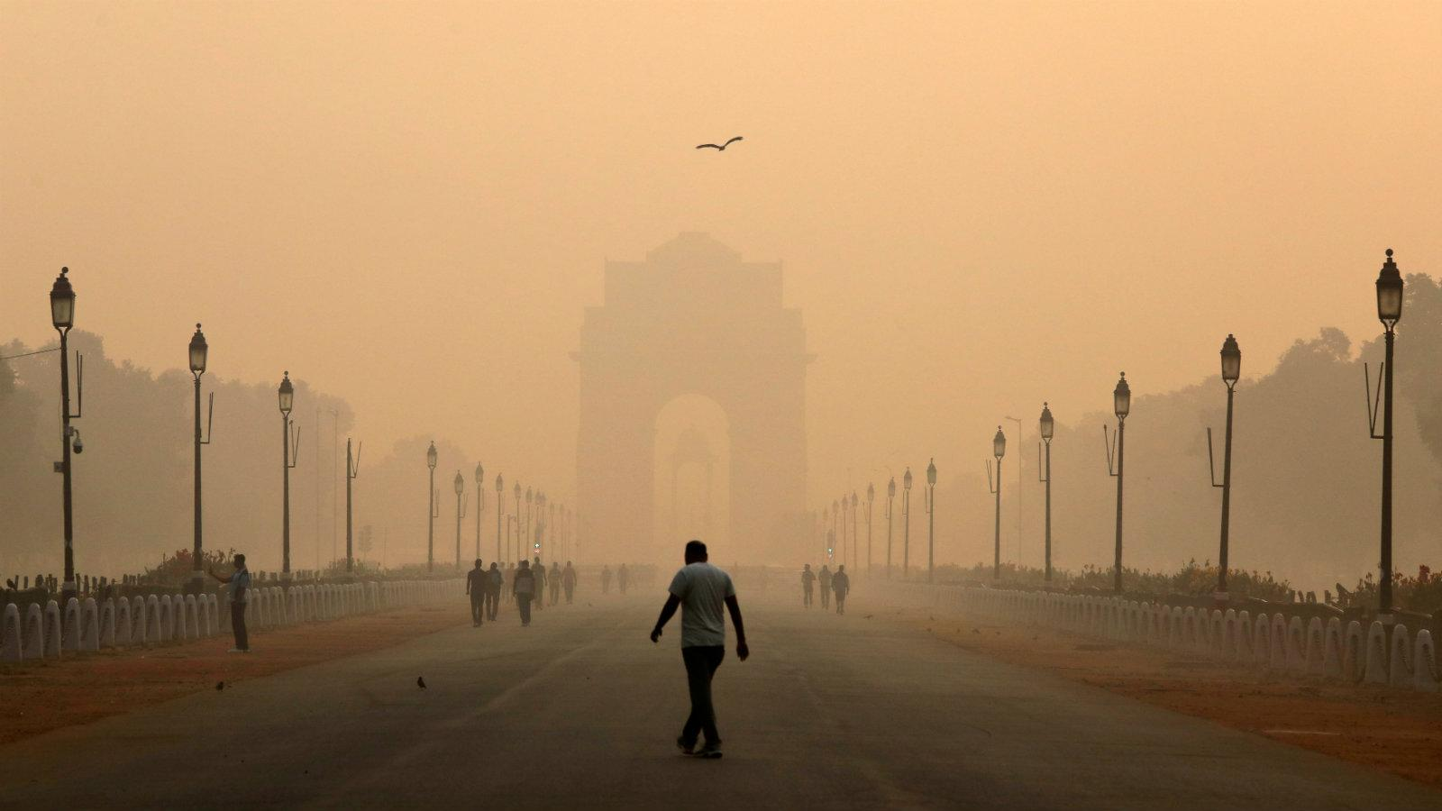 Delhi Records Coldest October Day In 26 Years, Mercury At 12.5 Degrees