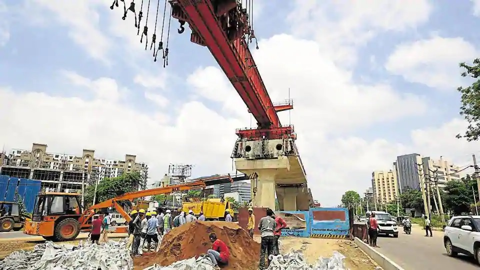 NHAI debars Sohna elevated road contractor from future bids