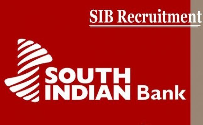 South Indian bank is recruiting graduates; Know details here!