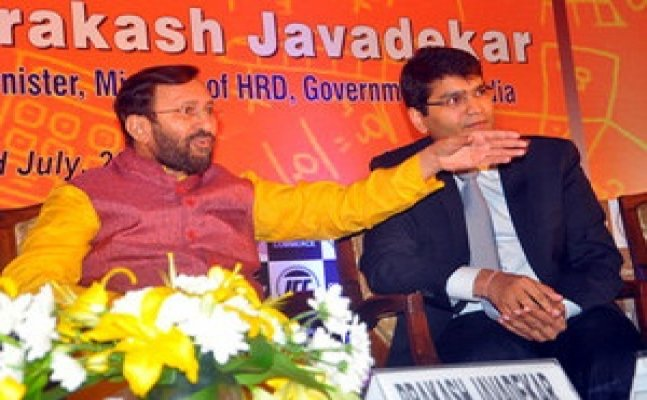 Amendment soon to review `no detention` for class 5 to 8 students: Javadekar