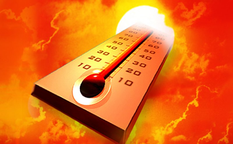 Temperature soar and create heat-wave like condition in Vizag
