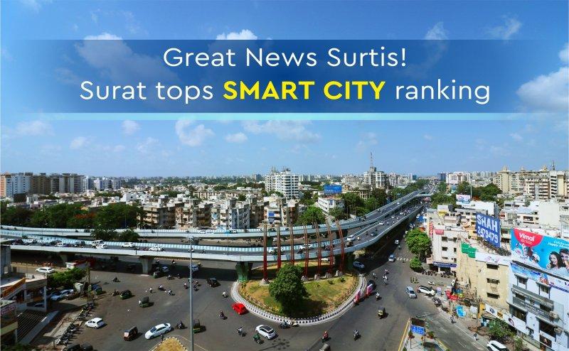 Surat the smartest city in India